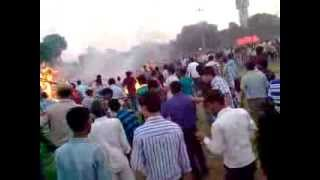 Yamunanagar India  city photos gallery : dussehra eve. Dussehra Ground YamunaNagar Haryana India