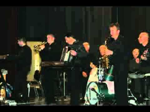 Orkestar CIMERI uzivo DANC