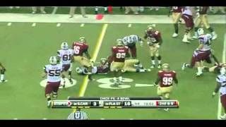 Brandon Jenkins vs South Carolina & Virginia Tech (2010)