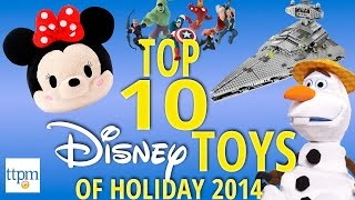 TTPM's 10 Favorite Disney Toys Holiday 2014