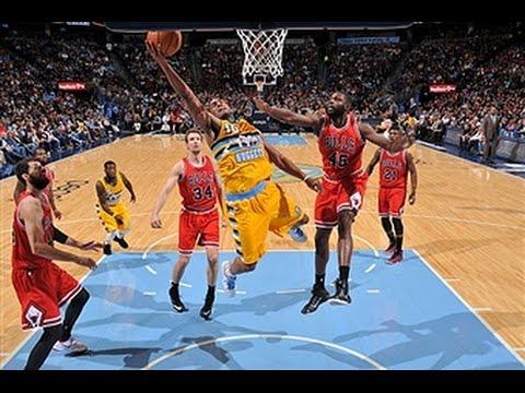 Video: Bulls vs. Nuggets Highlights - November 25th