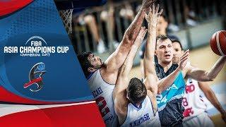 FIBA Asia Champions Cup 2017: «Petrochimi» — «Astana»