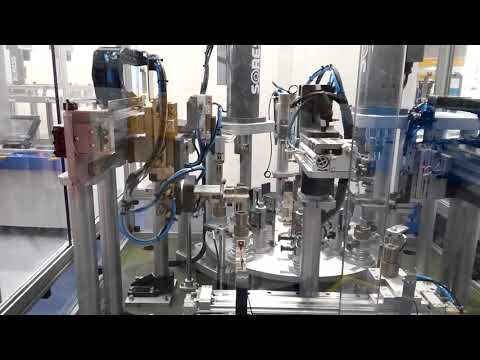 서보프레스 활용 사례[SORESS(Electro Servo Press) Automation Application!]