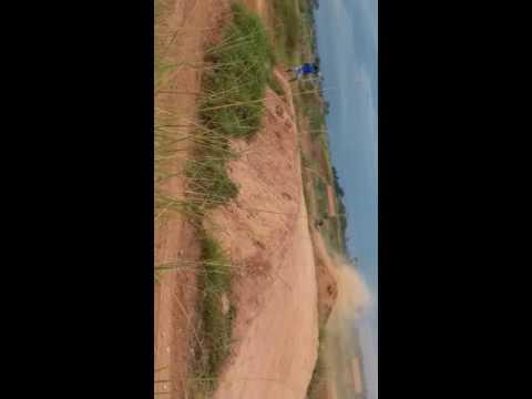 Pista de Motocross em Araputanga-Mt