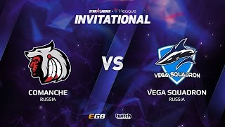 Comanche vs Vega Squadron, Game 2, SL i-League Invitational S2, EU Qualifier