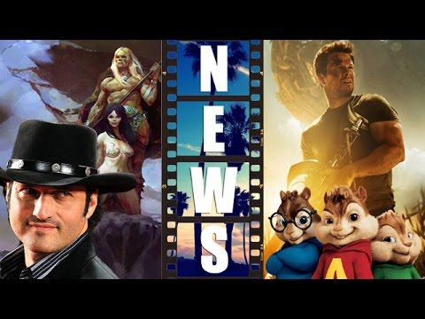 Robert - Robert Rodriguez to bring Frank Frazetta to live action with Fire & Ice! Plus Transformers 5 and Alvin and the Chipmunks 4 news! http://bit.ly/subscribeBTTMovieMath Beyond The Trailer host...