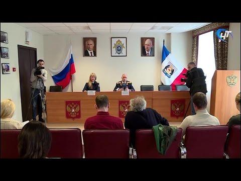 Новый руководитель регионального управления Следственного комитета Николай Коннов пообщался с журналистами