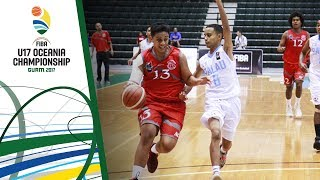 Watch New Caledonia v Palau at the FIBA U17 Oceania Championship 2017. ▻▻ Subscribe: http://fiba.com/subYT Click here for more: ...