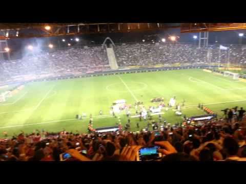 Video - Boca 1 - River 0 | Torneo de verano | Hinchada. - Los Borrachos del Tablón - River Plate - Argentina