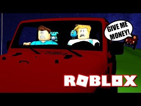 THEY KEPT FOLLOWING US! | Roblox Bloxburg Roleplay w/ Gamer Chad! | MicroGuardian