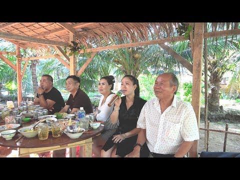 Được ăn mì quảng Bác Sáu nấu và thưởng thức giọng hát những cô gái Sài Gòn   Góc Miền Tây - Tập 168 - Thời lượng: 32 phút.