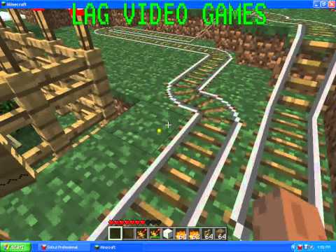 Minecraft - Jurassic Park Map (LAG Video Games)