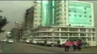 Addis Ababa, Ethiopia (Driving Through Addis Ababa) Part 1