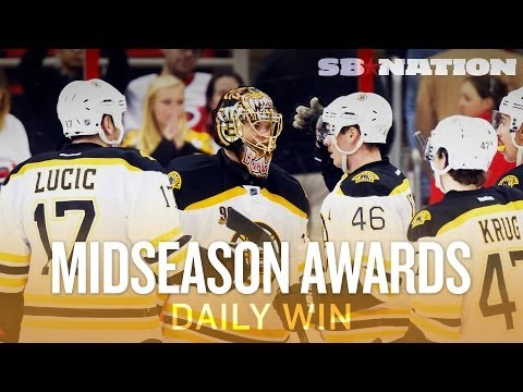 2014 NHL midseason trophy picks (Daily Win)