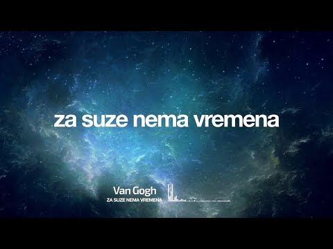 Van Gogh: 'Za suze nema vremena' najavljuje novi album