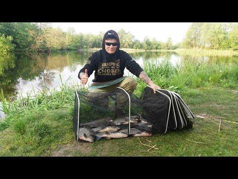 все о ловле рыбы фидером видео