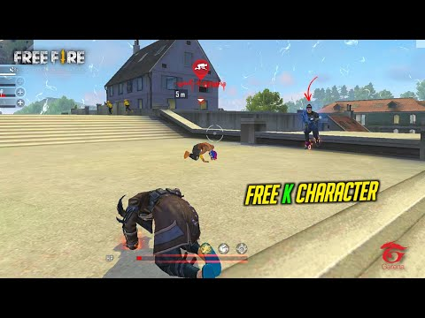 Ajjubhai Give Free K Character in Clash Squad Match - Garena Free Fire