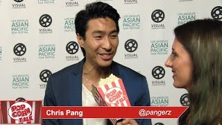 Video Chris Pang Talks About 'Crazy Rich Asians' MP3, 3GP, MP4, WEBM, AVI, FLV Agustus 2018