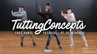 Slim Boogie – How To Do Tutting Concepts