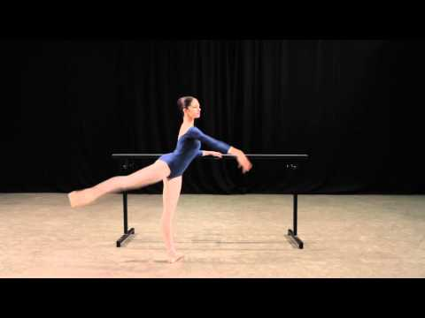 Insight: Ballet glossary - grand battement