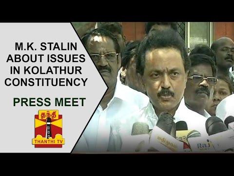 Opposition-leader-M-K-Stalins-Press-Meet-after-Visiting-Kolathur-Constituency