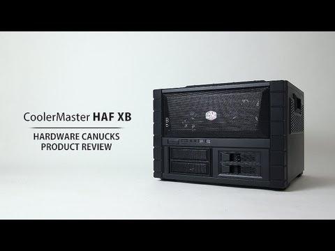 Cooler Master HAF XB Review