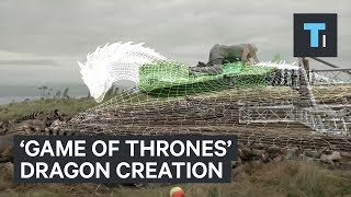It takes a team of 22-3o animators to create Daenerys Targaryen's dragons on HBO's Game of Thrones. HBO's visual effects team works with visual effects studio, Pixomondo, to bring the dragons to life.Read more: http://www.businessinsider.com/saiFACEBOOK: https://www.facebook.com/techinsiderTWITTER: https://twitter.com/techinsiderINSTAGRAM: https://www.instagram.com/businessinsider/TUMBLR: http://businessinsider.tumblr.com/