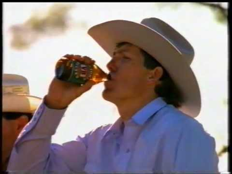 Victoria Bitter (VB) beer commercial (1997)