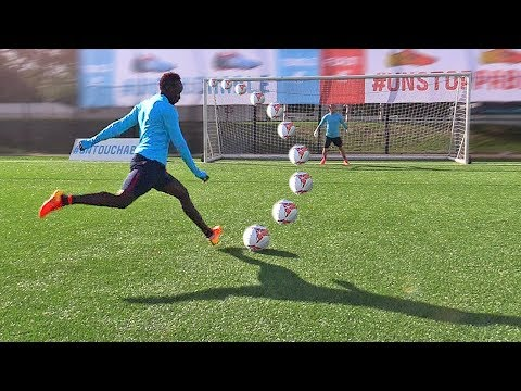 freekickerz vs Sadio Mané - Ultimate Football Challenge