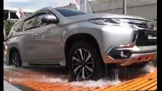 Video Test Drive & Ride Mitsubishi All New Pajero Sport MP3, 3GP, MP4, WEBM, AVI, FLV Agustus 2017