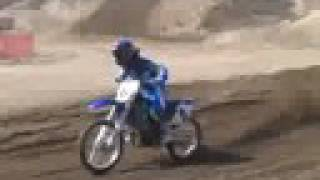 6. 2009 Yamaha YZ450F - Motocross First Ride