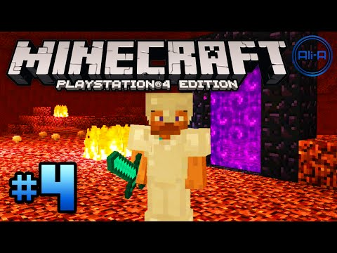 minecraft playstation 4 edition release date