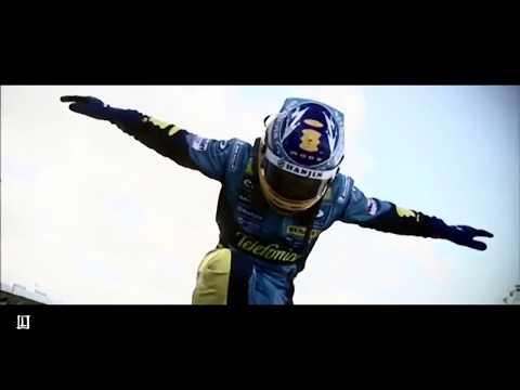 FERNANDO ALONSO F1 CAREER TRIBUTE (2001-2017)