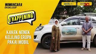 Video Saksikan d'Happening Kakek Nenek Penakluk Eropa Pakai Mobil MP3, 3GP, MP4, WEBM, AVI, FLV Februari 2018