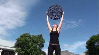 Morpeth Australia  City pictures : Horse Shoe Sphere lifting in Morpeth NSW 2321