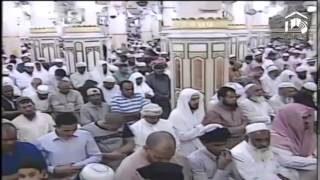 ج2 تهجد ليلة 26 رمضان 1435 من المسجد النبوي -  سورة المائدة [41-81] الشيخ أحمد طالب حميد
