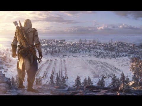 Assassin's Creed 3 - Reveal Trailer [UK] (видео)