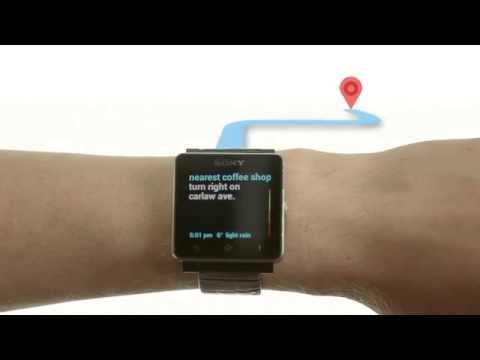 Video of Augmented SmartWatch Pro