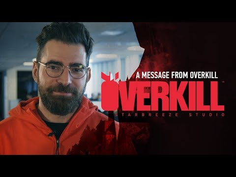 PAYDAY 2: A Message From OVERKILL