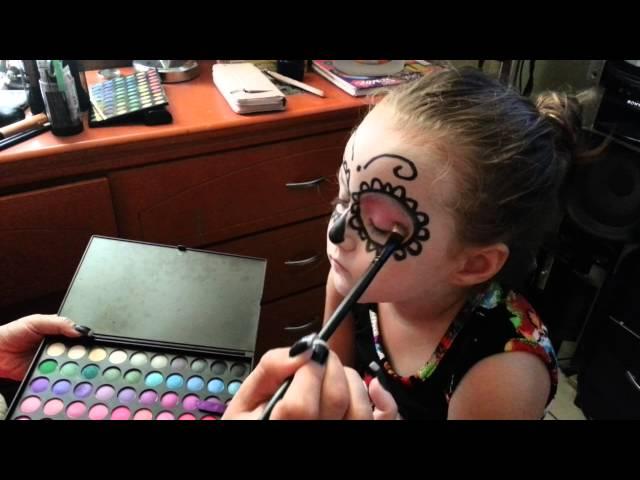Stefania-makeup-de-catrina