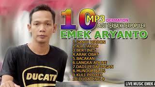 1O mp3 NON STOP Lagu TERBAIK  -  EMEK ARYANTO