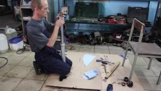 10. Repair Front Fork Yamaha FJR1300A 2005