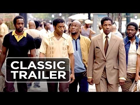 American Gangster Official Trailer #1 - Denzel Washington, Russell Crowe Movie (2007) HD