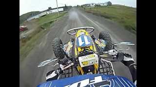 6. wheelies can-am ds 450 xmx