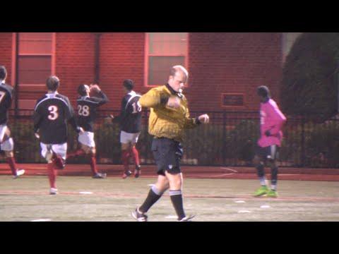 Lynchburg Men's Soccer vs Guilford College