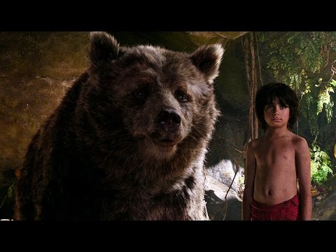 The Jungle Book - ALL Clips (2016) Disney Live-Action Movie HD