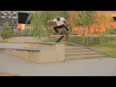 Knoxville TN Skatepark! (HD)(60FPS)