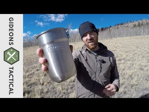 A Must Have! Stanley 24 oz. Camp Pot