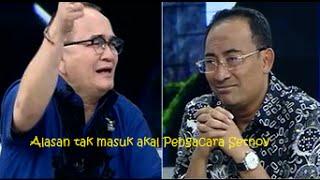 Video Ruhut Menyanggah Alasan Tidak Masuk Akal Pengacara Setya Novanto Atas Mangkirnya SN. MP3, 3GP, MP4, WEBM, AVI, FLV Januari 2018