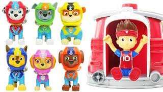 Video Paw Patrol Sea Patrol Outfits Match Wrong Heads with Ryder ATV Chase Rubble Patroller Boat MP3, 3GP, MP4, WEBM, AVI, FLV Desember 2018